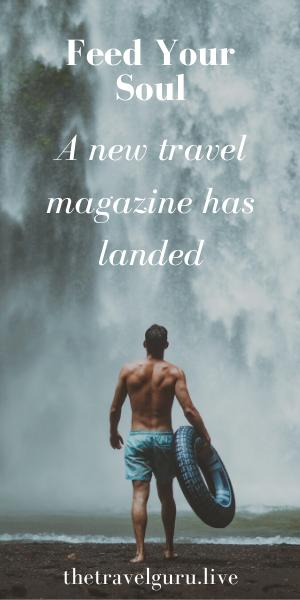 the travel guru travelling news magazine